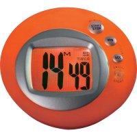 Digitální časovač měnící barvu, 4901, 80 x 40 mm
