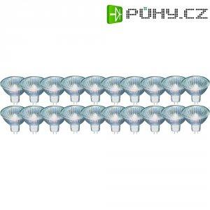 Halogenová žárovka Osram, GU5.3, 20 W, 46 mm, stmívatelná, teplá bílá, 20 kusů
