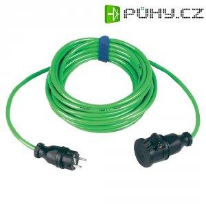Prodlužovací kabel Sirox, 10 m, 16 A, zelená