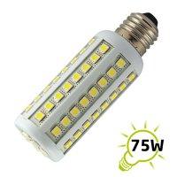 Žárovka LED CORN E27/230V (72SMD) 9,5W - bílá studená