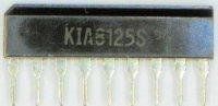 KIA8125S - předzesilovač pro mgf, DIP9