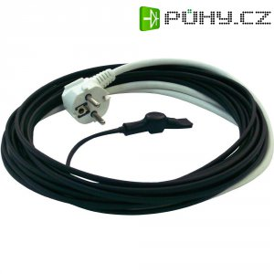 Topný kabel s ochranným termostatem Arnold Rak HK-5.0-F, 230 V, 75 W, 5 m