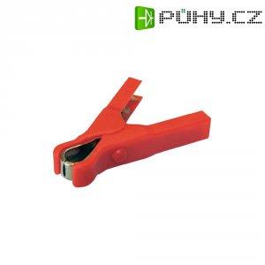 Krokosvorka SET LZ40, 0210200, 40 A, 6,3 mm, červená