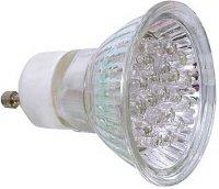 Žárovka LED GU10-20x,bílá,230V/2W