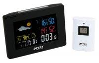 Meteostanice podsvícená, rádiově řízená SM020 OPTEX 990020