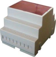 Krabička Z 108 s filtrem - šedá
