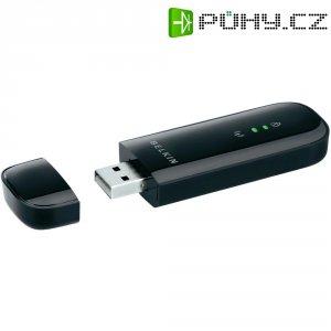 Adaptér WLAN Belkin F7D4101de USB 2.0, 600 MBit/s, 2.4 nebo 5 GHz