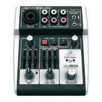 USB mixážní pult Behringer 302USB