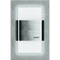 Vestavné LED osvětlení SKOFF Tango Mini, 10 V, 1,6 W, studená bílá, nerez
