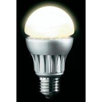 LED žárovka Sygonix E27, 7.7 W, teplá bílá