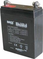 Pb článek MHB VRLA AGM 2V/100Ah DOPRODEJ
