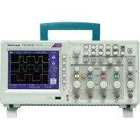Digitální paměťový osciloskop Tektronix TDS2022C, 2 kanály, 200 MHz
