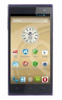 Prestigio MultiPhone 5455, modrý