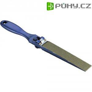 Rychloupínací smirkový pilník RONA, 270 x 25 mm, brusná plocha 127 x 25 mm