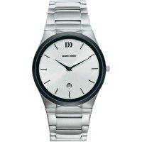 Ručičkové náramkové hodinky Danish Design, 3314350, pásek z nerezové oceli