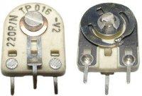Trimr TP015,TP016 - 1K5 (TP060)