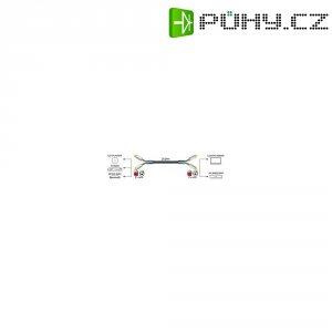 Špičkový kabel adaptéruPROWIRE 3,5 mm cinch 3 m