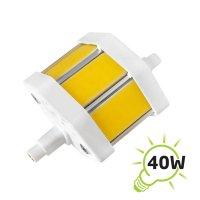 Žárovka LED R7s/230V 5W 78mm COB bílá přírodní