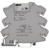 Patice pro polovodičové relé JUMPFLEX® WAGO 857-303, 12 V/DC, 6 A, 1 přepínací kontakt