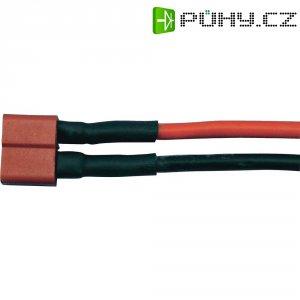 Napájecí kabel Modelcraft, T zásuvka, 300 mm, 4 mm²