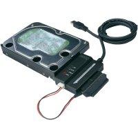 Připojovací kabel Digitus, DA-70325, zástrčka USB 3.0 ⇔ zásuvka SATA/IDE