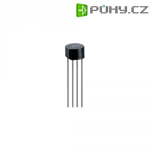 Můstkový usměrňovač Diotec B250R, U(RRM) 600 V, U(FM) 1 V, 2 A