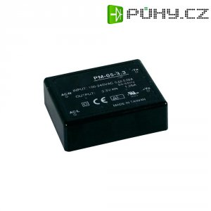 Síťový zdroj do DPS MeanWell PM-05-5, 5 V, 5 W