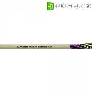 Datový kabel UNITRONIC LIYY 2 x 0,5 mm2, křemenná šedá
