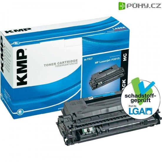 Toner KMP pro HP Q7553X černý - Kliknutím na obrázek zavřete