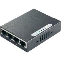 Switch Gigabit, mini s USB napájením, 5-portový