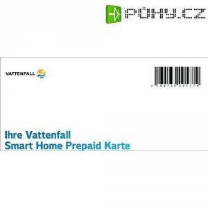 Předplacená karta Vattenfall Smart Home
