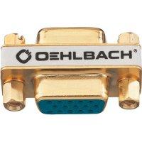 VGA adaptér Oehlbach, zásuvka/zásuvka