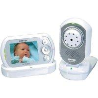 Dětská chůvička s kamerou Switel, BCF900, 300 m, 2,4 GHz