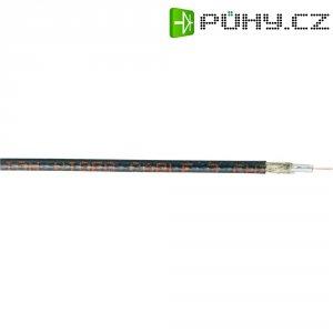 Koaxiální kabel subminiaturní Belden 179DT 0101000, AWG 28,5, stíněný, černá, 1 m