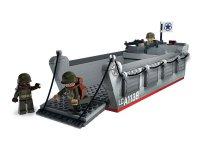 Stavebnice SLUBAN ARMY WWII VYLODĚNÍ M38-70070