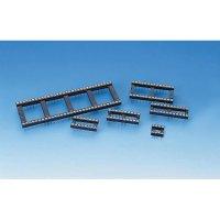 Precizní patice pro IO Preci Dip 110-83-304-41-001101, 4pólová, 7,62 mm