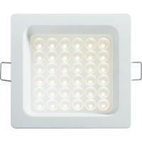 Zápustné LED svítidlo DD-20710, 9 W