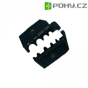 Krimpovací čelisti pro neizolovaná kabelová oka Knipex 97 49 13, 0,5-10 mm²