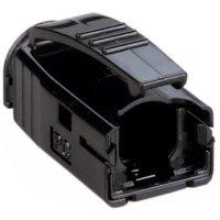 Ochranná průchodka RJ45 BTR Netcom 1401008202-E, černá