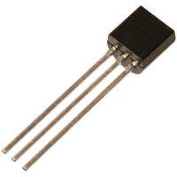 78L09 stabilizátor +9V/0,1A TO92