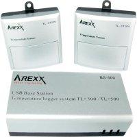 Systém bezdrátového dataloggeru Arexx TL-500