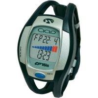 Sportovní hodinky s měřením pulzu CicloSport Ciclo CP 16is, 10290516, stříbrná