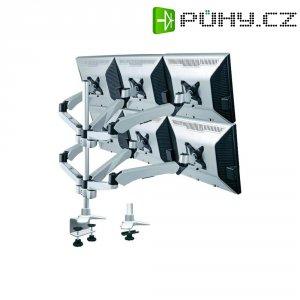 Držák monitoru Xergo Flex pro 6 monitorů, stolní montáž