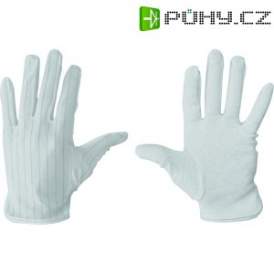 ESD textilní rukavice BJZ C-199 2814-XL
