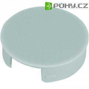 Krytka na kombinovaný knoflík (Ø 23 mm) OKW, šedá