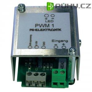 Stmívatelný LED-PWM-Modul FG Elektronik PWM 1, 10 - 24 V, 10 A