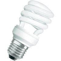 Úsporná žárovka spirálová Osram Star E27, 11 W, teplá bílá