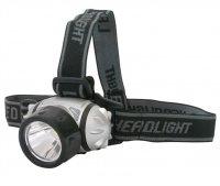 Svítilna čelová LED 1W /3xAAA