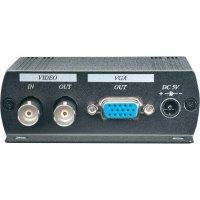 Konvertor Sygonix, 43173W, BNC ⇔ VGA
