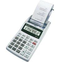 Stolní kalkulačka Sharp EL-1611 PGY s tiskem